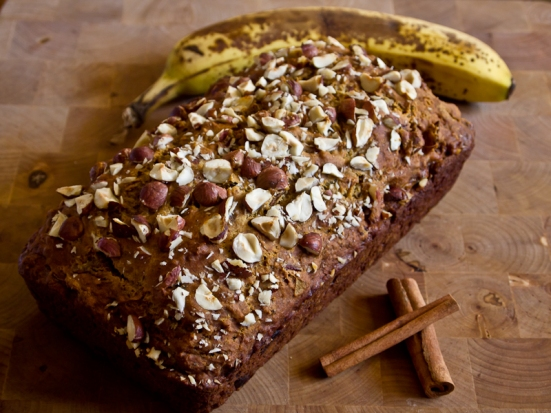Banana Date Bread