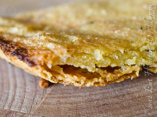 Socca Chickpea flour flat bread
