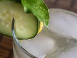 Cucumber and Lemon BasilLemonade